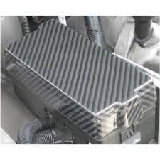 dri 05 09 mustang gt gt500 carbon fiber fuse box cover