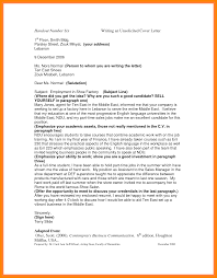 Unsolicited Resume Cover Letter 100 Sample Of Unsolicited Application Letter Nanny Resumed 9