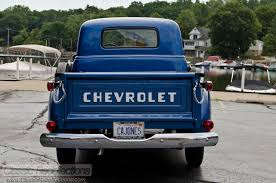 FEATURE: 1954 Chevrolet 3100 Pickup Truck – Classic Recollections