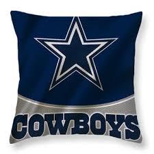 Dallas Cowboys Decorative Pillow