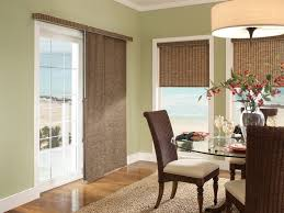 sliding glass doors with blinds. Blinds For Sliding Glass Doors Door With Bamboo Outdoor Window Shades And Dining Room