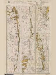 Oceangrafix Chart 3261_12 1933 Fl 1933 Barnes Sound To