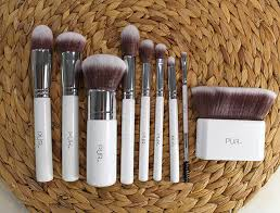 free makeup brushes pur cosmetics