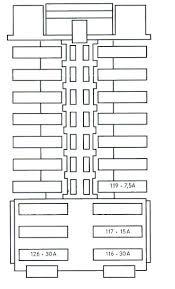 mercedes c class w204 (2008 2014) fuse box diagram auto genius mercedes c class fuse box diagram mercedes class c w204 fuse box passenger compartment