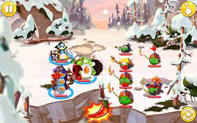 Under the Cloud of Night | Angry Birds Wiki