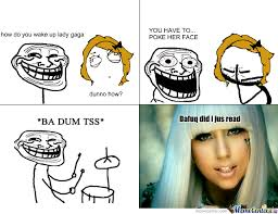 Troll Face Memes. Best Collection of Funny Troll Face Pictures via Relatably.com