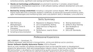 Software Qa Manager Resumes Test Manager Resume Pdf Ndtech Xyz