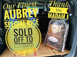 Our most expensive Aubrey Special Rice... - Diamond Label Premium Rice |  Facebook