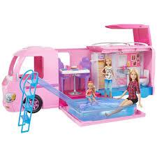 Barbie Dream Camper Furniture Vehicles & Dollhouses