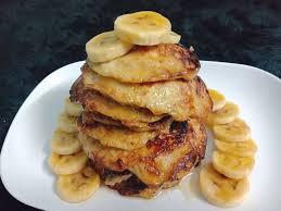 สูตร แพนเค้กกล้วย ? พร้อมวิธีทำโดย Lasonna - Wongnai Cooking
