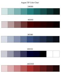 Color Value Chart Google Search In 2019 Color Chart