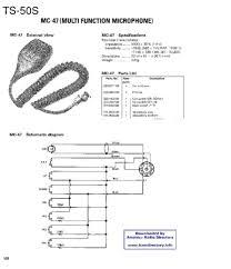 kenwood mc 60 microphone wiring diagram wiring diagrams kenwood