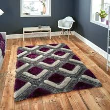 purple and grey rugs rug white gray large area