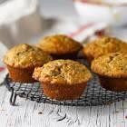 banana raisin bran muffins