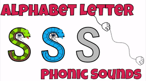 The nato phonetic alphabet* is the most widely used worldwide but we've also included some earlier british. Alphabet Letter Phonic Sounds S Easy Esl Games Youtube