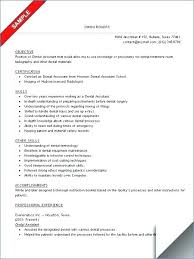 job description for a dentist dental assistant resume sample monster regarding job description for