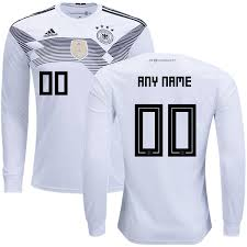 World Short Jersey Authentic Men's Cheap Soccer 2018 Shirt 2700232 Germany Cup Customized Home White