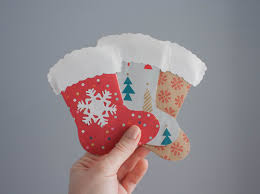 Handmade Christmas Stockings Easy Handmade Christmas Stocking Cards And Gift Tags Topical Musings