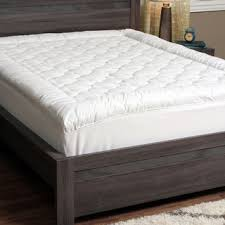 thick mattress pad. Wonderful Mattress CozyClouds By DownLinens Billowy Clouds Mattress Pad In Thick