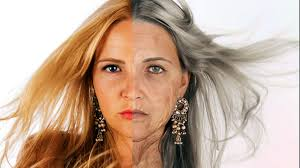 Image result for image of old woman or young woman
