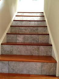 how to install vinyl plank flooring on stairs vinyl flooring on stairs allure vinyl plank flooring