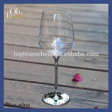 high quality wine glasses. Fine Quality High Quality Customized Crystal Fancy Giant Coloured Red Wine Glasses With  Diamond Glassware For