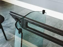 Cattelan Italia Glas Tisch Klirr Oval Online Kaufen Borono