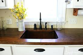 good butcher block kitchen idea countertops pros and cons