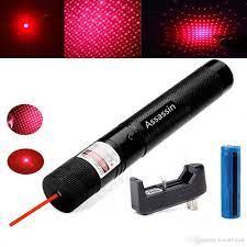 Satın Al 303 2in1 Kırmızı Lazer Kalem Işaretleyici 5 Mw 650 M Güçlü Yıldız  Desen Yanan Kırmızı Lazer Işın Işık + 18650 Pil + Şarj, TL78.67