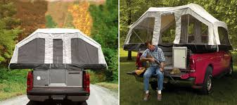 Livin Lite Soft Side Truck Camper | PopUp Times Magazine