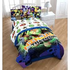 full size ninja turtle bedding bedding 3 piece stars sheet set teenage mutant ninja turtles bedding