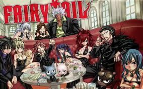 Best Anime Fairy Tail Hintergrundbilder ...