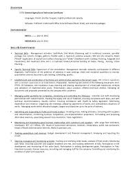unforgettable security supervisor resume examples to stand out resume examples 2012