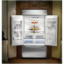 kitchenaid 42 refrigerator built in french door refrigerator kitchenaid superba 42 refrigerator dimensions