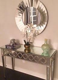 cheap foyer tables. Foyer Table And Mirror Set Our Mirrored Console Makes This Entryway By Elevated Impressive Cheap Tables A