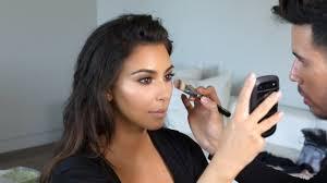 watch my daily makeup routine kim kardashian west