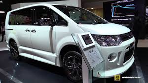 2018 mitsubishi delica. perfect 2018 2016 mitsubishi delica d5 roadest van  exterior and interior walkaround  2015 tokyo motor show youtube intended 2018 mitsubishi delica a
