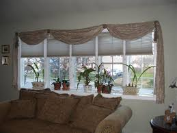 bow window treatment pictures | have a bow window, not a bay, but close