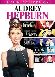 AUDREY HEPBURN 5-FILM COLLECTION 1 DVD ...