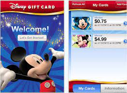 Choose your favorite gift card design from a wide selection of styles for any occasion. New Disney Gift Card App Now Available Disney Parks Blog