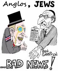 Image result for Jewish Stephen Pollard CARTOON
