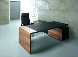 sleek office furniture. Magnificent Modern Executive Desk Professional Office Sleek Elegant Furniture |