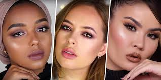 6 easy valentine s day makeup tutorials pretty valentine s day makeup ideas