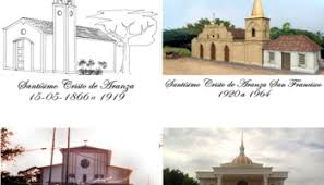 Quinceavo aniversario de la Dedicación del Templo Santísimo Cristo de San  Francisco – El Mundo de la Noticia