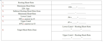Heart Rate Chart Template Kicksneakers. Normal Heart Rate And Blood ...