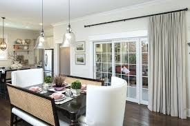 sliding glass doors curtain ideas image of wonderful window treatment ideas for sliding glass doors kitchen