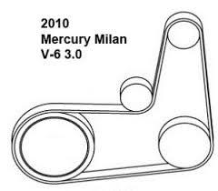 2010 mercury milan v 6 3 0l serpentine belt diagram 2010 mercury milan v 6 3 0l serpentine belt diagram