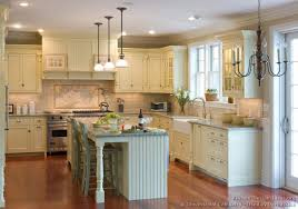 kitchen design off white cabinets. Fine White Image Of Antique Off White Kitchen Cabinets Intended Design