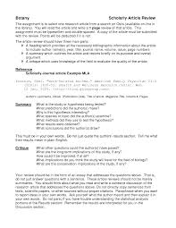 Apa Style Article Summary Reference List Articles In Periodicals