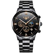 Mens Watches with Auto Date Chronograph Watch ... - Amazon.com